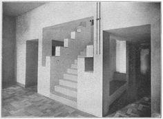 (1918) De Vonk holiday residence at Noordwijkerhout - J.J.P. OUD + Theo Van Doesburg  (460×339)