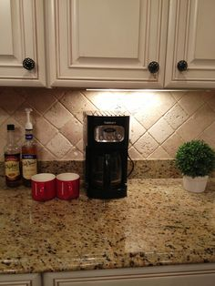 Miss Grace Filled Life: Our Kitchen Backsplash Project