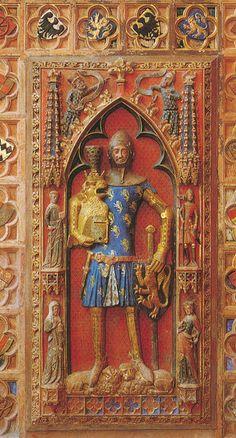 Günther XXI. von Schwarzburg-Arnstadt, Grabmal im St. Bartholomäus-Dom in Frankfurt/M.