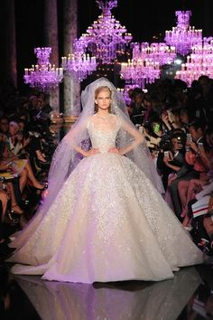 Elie Saab Couture Herfst 2014 (50) - Shows - Fashion