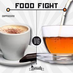 Cappuccino vs The