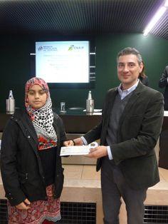 Cerimonia consegna delle borse di studio messe a disposizione dalla Banca Popolare di Verona.