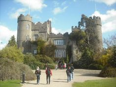 Malahide Castle - Dublin-wanted to go when I was there, but ran out of time.