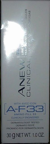 Avon Anew Clinical PRO Line Eraser Treatment - A-F-33 NEW IN BOX Wrinkle serum #Avon