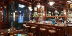 Ralph Lauren Is Opening London's Preppiest Bar - TownandCountrymag.com