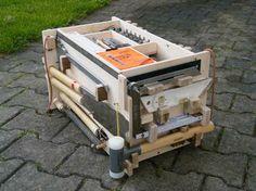 Eurobehälter als Werkzeugträger / Alternative zu Systainer
