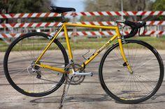 Spanky! Yellow Ibis #bike, via Flickr