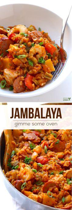 jambalaya quick jambalaya shrimp jambalaya man pleasin jambalaya ...