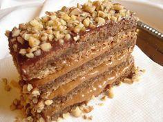 Ez a torta igen népszerű Szerbiában, náluk ez a TORTA, a legfinomabb és a legjobb, ami létezik,  - a torták királynőjének is nevezik! Hagy...