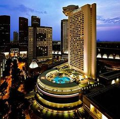 Pan Pacific has been my fav hotel in SG since 1987