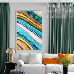 Pour Painting, Painting Process, Painting Frames, Frames On Wall, Framed Wall Art, Large Art Prints, Epoxy Resin Art, Wall Art Pictures, Acrylic Pouring