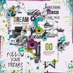 Layout using {Project Me-Dream} Digital Scrapbook Templates by Two Tiny Turtles available at Scrap Stacks http://scrapstacks.com/shop/Project-Me-Dream-by-Two-Tiny-Turtles.html #twotinyturtles #scrapstacks