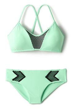 Luli Fama's For Your Eyes Only Convertible Strap Top | Everything But Water