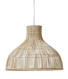 Produktbild - Bamboo, Lampskärm