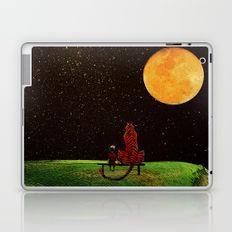 Calvin and Tiger Laptop & iPad Skin Laptop Shop, Original Artwork, Ipad, Canvas, Painting, Tela, Painting Art, Canvases, Paintings