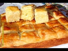 Branzoaice/Poale'n brau - YouTube Romanian Food, Cornbread, Sandwiches, Food And Drink, Puddings, Cooking, Health, Ethnic Recipes, Desserts