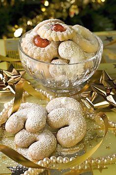 Gluten-free vanilla rolls