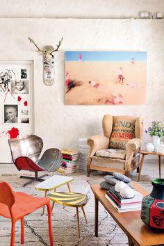 Casa-estudio de Manolo Yllera | AD