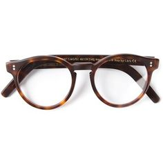 CUTLER & GROSS optical glasses