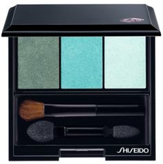 COSMÉTICOS – LANÇAMENTOS MARÇO2014 - Luminizing Satin Eye Color Shiseido