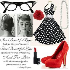 50's Party | Women's Outfit | ASOS Fashion Finder