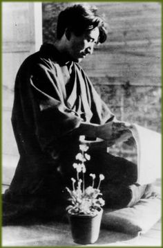 太宰 治 Osamu Dazai  June 19, 1909 – June 13, 1948.  Japanese author
