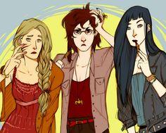 Harry Potter Blog: Gender Swapped Marauders: Sirius Black Is One HOT Girl!
