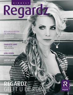 Glossy magazine Kindest Regardz geïntroduceerd | Regardz geeft u de ruimte!