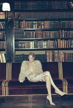 Poppy Delevigne in Alexandre Vauthier #hautecouture #luxury  #modewalk