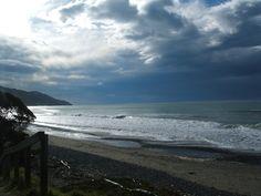 Gore Bay .  North Canterbury