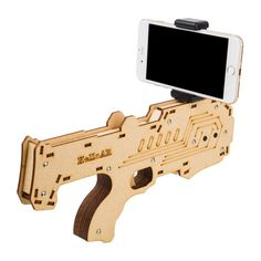 New in our shop! 2017 AR-Gun Newest Portable Bluetooth Newest style 3D VR Games Wooden Material Toy AR Game Gun for Android iOS iPhone Phones http://autasticshop.com/products/2017-ar-gun-newest-portable-bluetooth-newest-style-3d-vr-games-wooden-material-toy-ar-game-gun-for-android-ios-iphone-phones?utm_campaign=crowdfire&utm_content=crowdfire&utm_medium=social&utm_source=pinterest