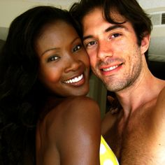 Love interracial couples, looking back on history this proves we've come a long way.