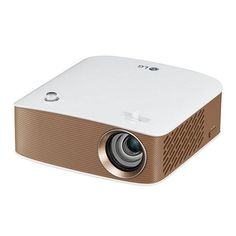 LG Projector LG LED HD 130 lm If you're passionate about IT and electronics, like being up to date on technology and don't miss even the slightest det. Led, Buy Projector, Wifi, Lg Electronics, Computer Hardware, Projectors, Smart Tv, Bluetooth, Smartphone