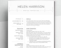 Resume Rn Captivating Nurse Resume Template For Word  Medical Resume Word Nurse Cv .