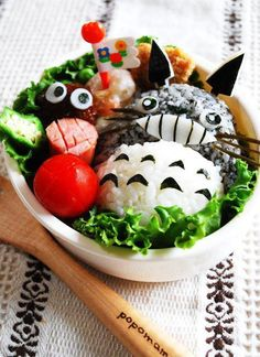 It's so cute!! I want to gobble it up! !!