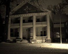 The Allegan Lodge Located On M 89 In Michigan Is Paranormal Hotspot