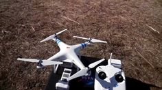 DJI Phantom 2 Vision what's new? Review, features and flight demo.