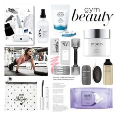 """""""gym beauty 🌞"""" by flie9enpilz on Polyvore featuring beauty, Miss Étoile, 111Skin, BBrowBar, OY-L, Clinique and Ursa Major"""