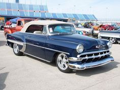 ✿1954 Chevy Convertible✿