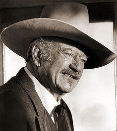 John Wayne/....his last movie, The Shootist.