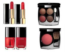 Lady in red: Chanel Le Rouge Collection N°1