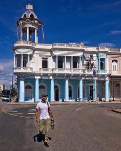 Say I will #neverstopexploring  #travel #thesafarer #wanderlust #cienfuegos #cuba #viaje #viagem #voyage #instatravel