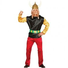 Disfraz de Asterix para adulto #disfraces #carnaval #novedades2019 Style, Products, Fashion, Man Women, Masquerade Party Themes, Adult Costumes, Human Height, Accessories, Moda