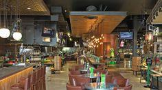 Promenades Cathédrale Food Court - GHA Design | Retail Design