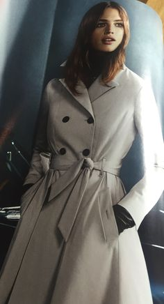Daks Timeless classic trench coat