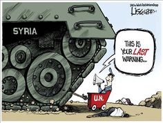 Syria and the UN