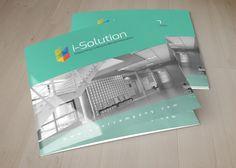 Multi Use Business Square Trifold @creativework247