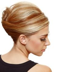 Modern Beehive Hairdo   sophisticated hairdos are great styles for an evening out on the town ...