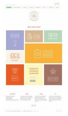 website/infographic design