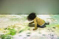 The Giant Map par Takayuki Fukatsu & Akira Iwaya © Vinciane Verguethen / Voyez-vous